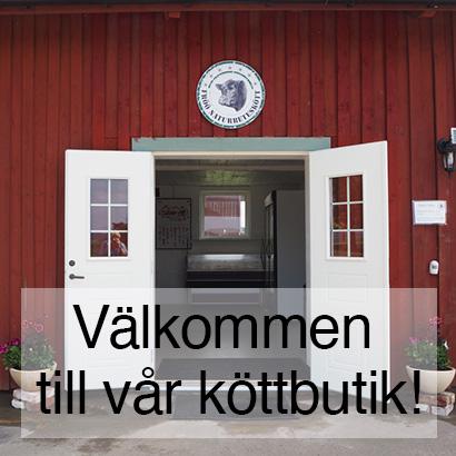 Välkommen till Fröö Naturbeteskötts egen gårdsbutik